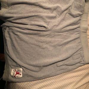 Men's Jordan Sweat pant shorts